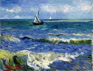 Painting like an Impressionist: All About the Approach