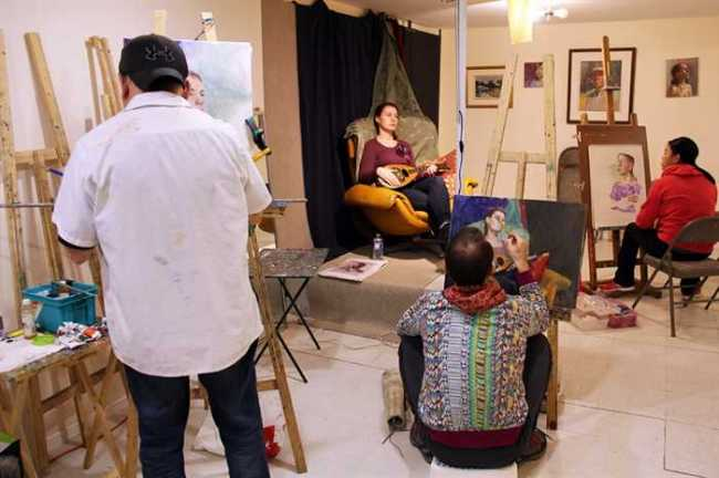 art classes Toronto